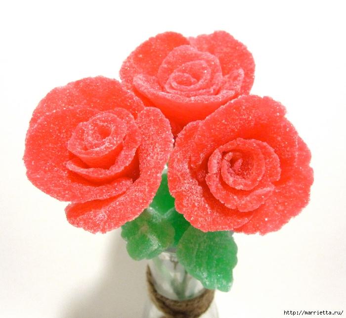 приготовить карамельный розы из мармелада своими руками фото вообще, тогда спортом