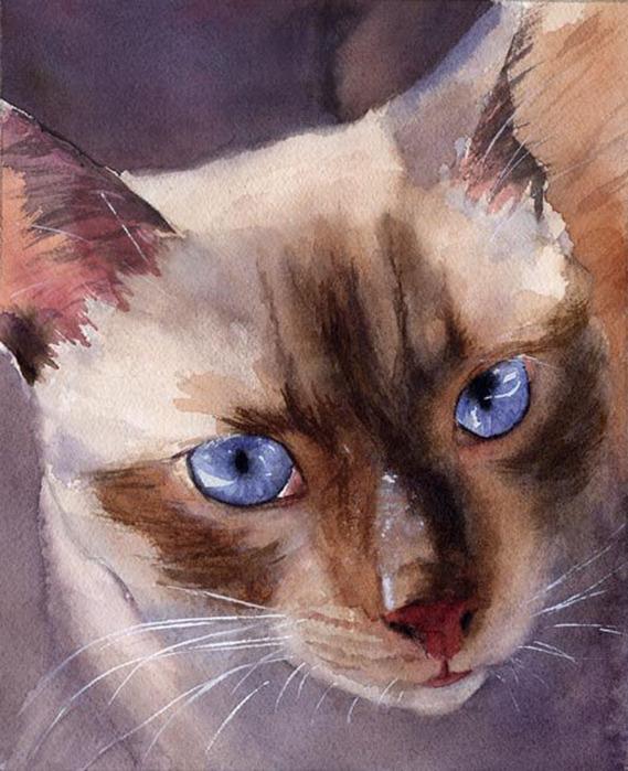 Американская художница Рэйчел Паркер4 (569x700, 136Kb)