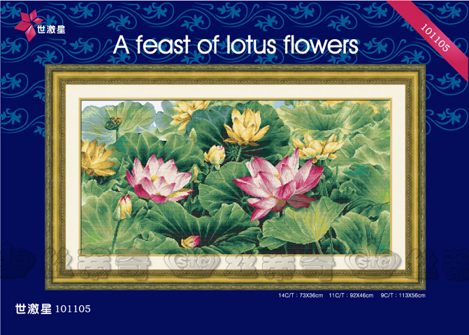 dome 101105 a feast of lotus flowers (671x480, 448Kb)