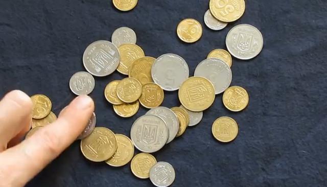 Монеты. (Грустная история)