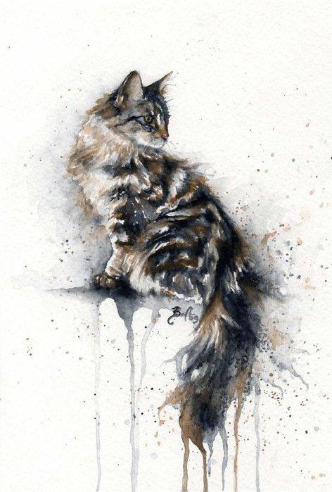 Cats by Braden Duncan.2 (472x700, 65Kb)