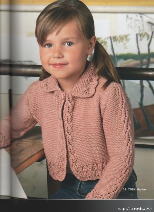 детская вязаная одежда самое интересное в блогах