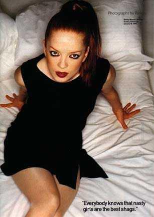 Ширли мэнсон в сексуальных платьях фото биография #8