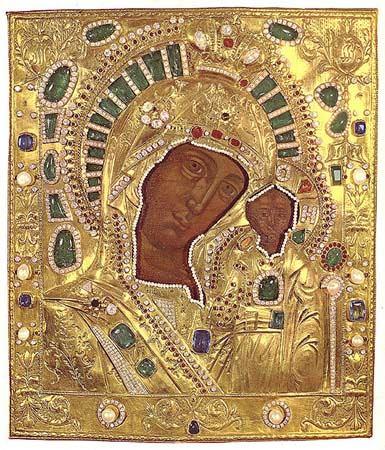 Казанская икона Божией Матери, Чудеса Богородицы от иконы Ея