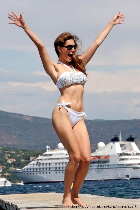 фото звезд российских в купальниках