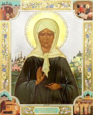 Посмертные чудотворения Матроны Московской