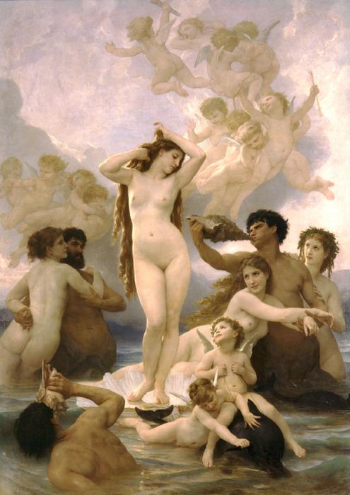 Венера секс богиня