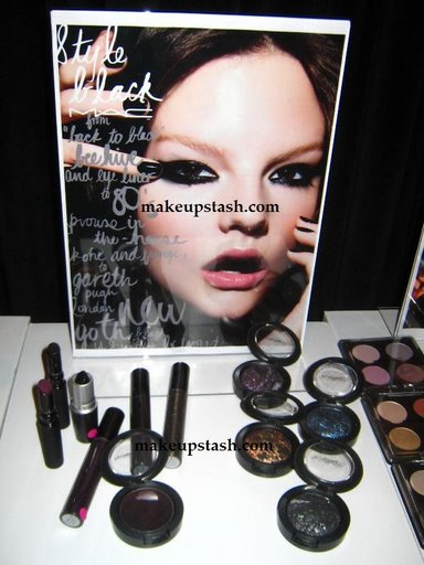 MAC Style Black Full Collection