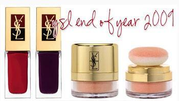 YvesSaintLaurent holiday collection
