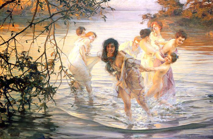 1Paul Chabas.happy-games (700x458, 88Kb)