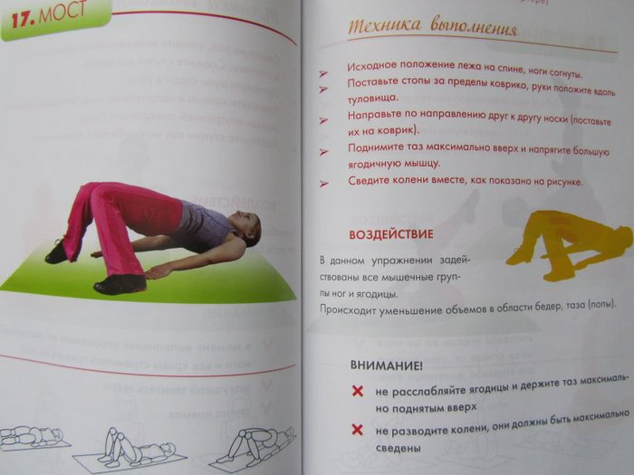 Схема Гимнастики Для Похудения. Упражнения Бодифлекс для начинающих: плюсы и минусы