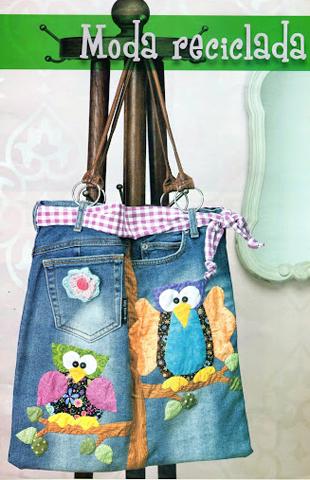 Шьем из старых джинсов сумочку с аппликацией совушек (5) (310x480, 211Kb)