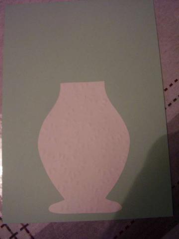 Для творчества с детьми. Ваза с цветами из бумаги (12) (360x480, 49Kb)
