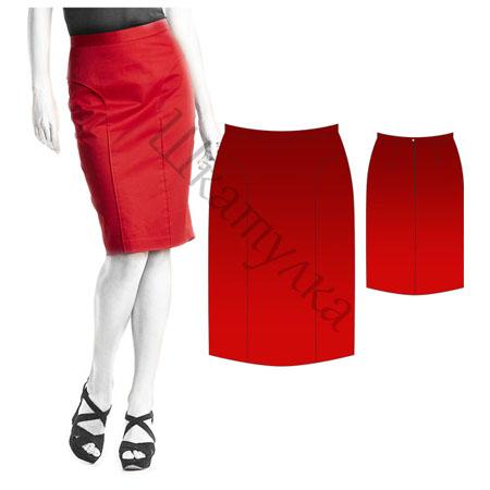 169f60eec8da выкройка юбки-карандаш - Самое интересное в блогах