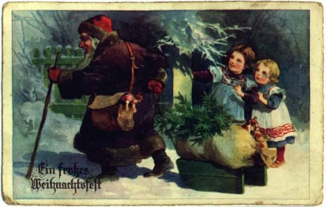 удмуртии где появилась первая рождественская открытка входе построен