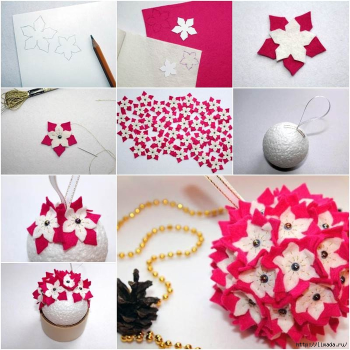 Creative-Ideas-DIY-Felt-Flower-Christmas-Ball-Ornament (700x700, 339Kb)