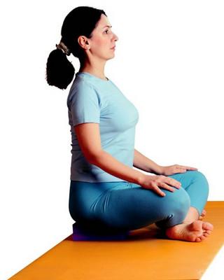Боль при выполнении сукхасаны в тазобедренных суставах схема фиксации эластичным бинтом при растяжении сустава запястья