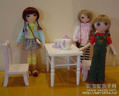 Шьем куклы мастер класс сделай сам #9