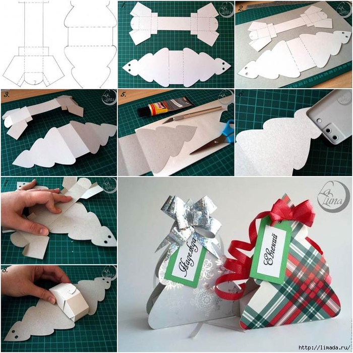 Creative-Ideas-DIY-Cute-Christmas-Tree-Gift-Box (700x700, 358Kb)
