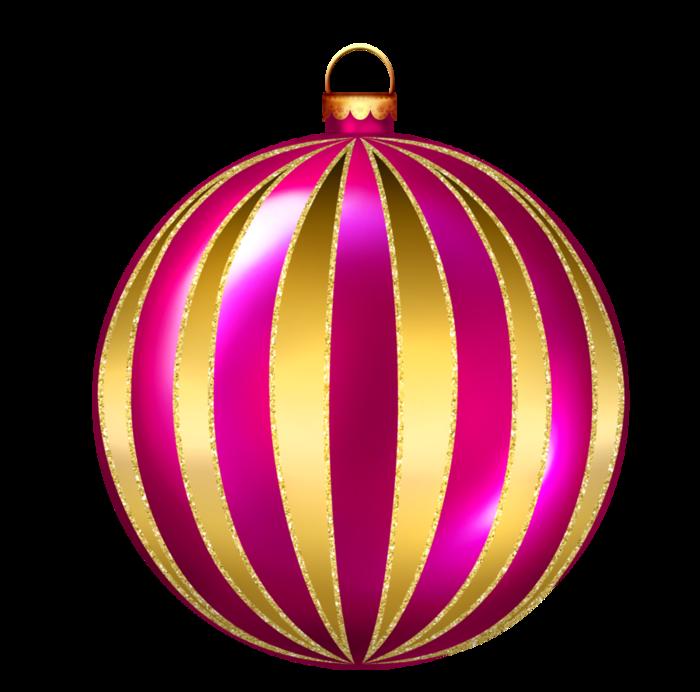 Днем, картинки новогодний шар на прозрачном фоне