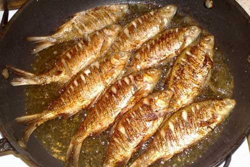 Один маленький секрет жарки рыбы без костей. Обсуждение на ...