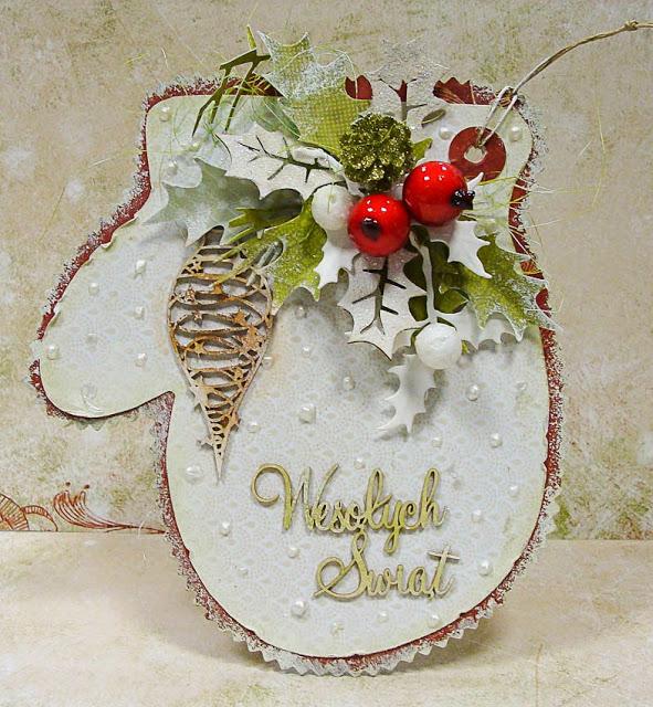 Удачного, новогодние открытки нетрадиционные