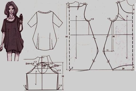 Сшить платье на полную фигуру своими руками фото 639