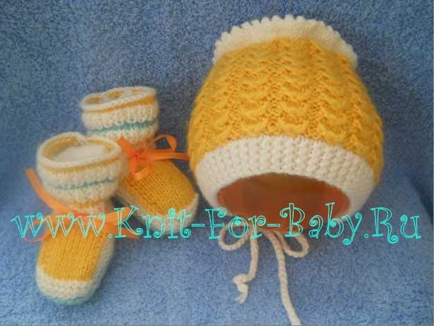 Mercuryizeisity шапочки вязать для новорожденных