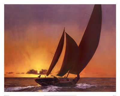 sails-in-the-sunset-by-diane-romanello-158875 (400x320, 91Kb)