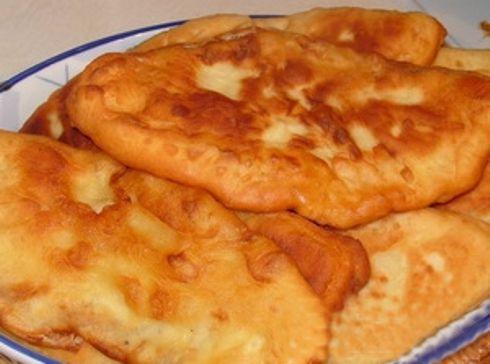 Тесто на пирожки жареные тонкие