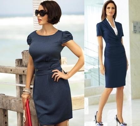 47756faf2a9 Как выбрать офисное платье в зависимости от профессии . Обсуждение ...