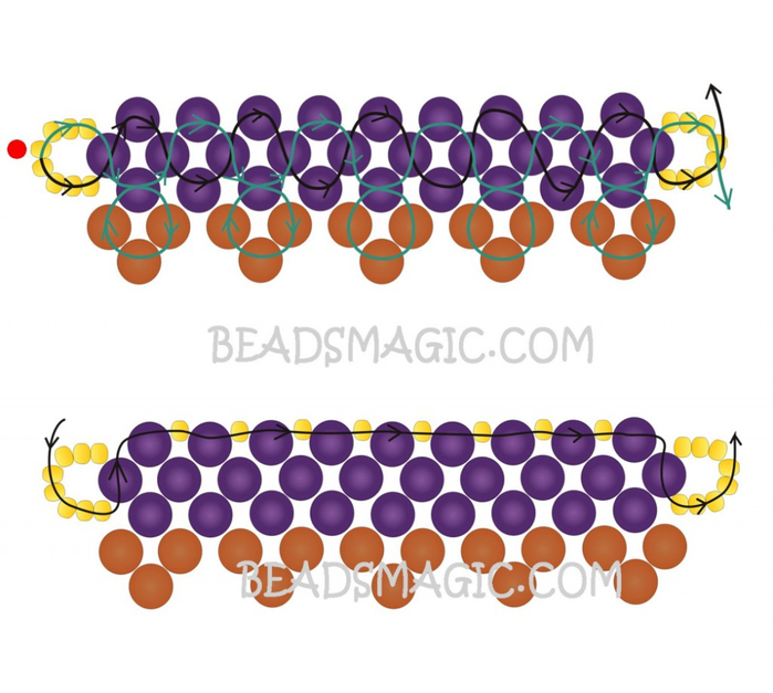 free-pattern-beading-necklace-tutorial-2-0-1024x918 (700x627, 304Kb)