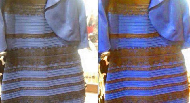 черно синее платье фото
