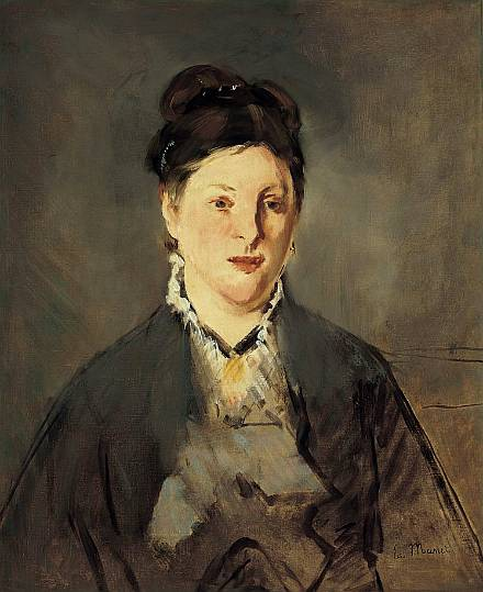 Madame Manet, Norton Simon Museum, 1874-1876 (440x539, 36Kb)