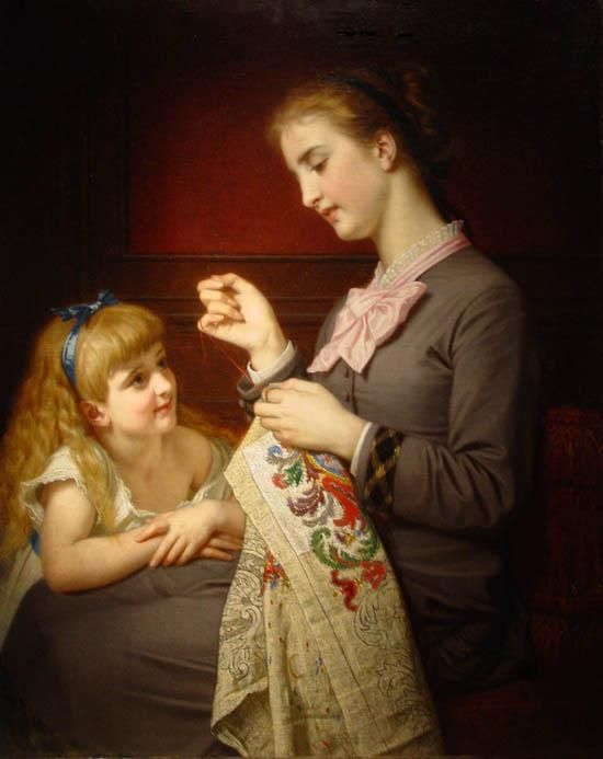 Hugues Merle (1823–1881) (550x693, 38Kb)