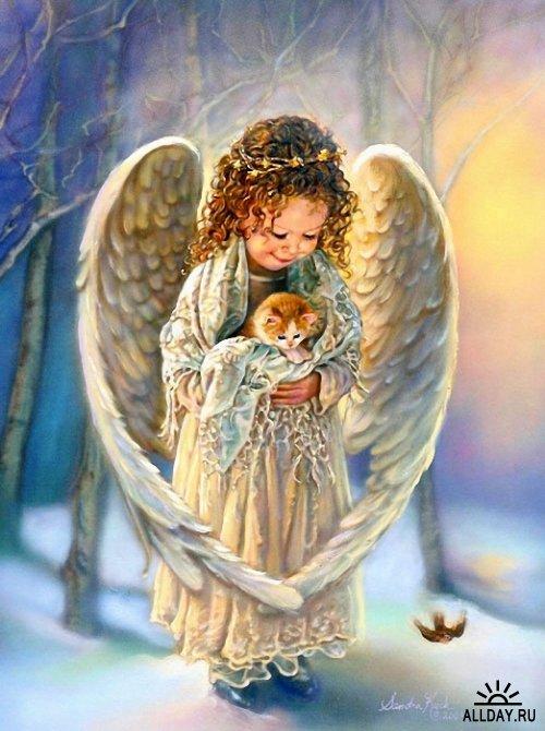 Рождество, красивая анимационная картинка, анимация, открытка, картинка...