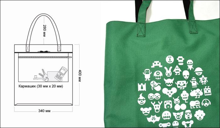 Теги. ссылка. сумки.  Авторская сумка из высокотехнологичной ткани.