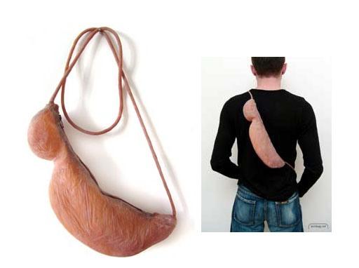 Одежда и аксессуары из человеческой кожи от французского дизайнера...