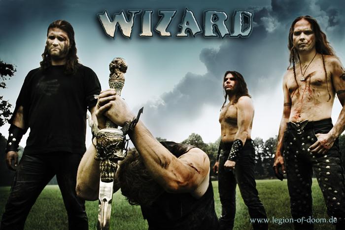 White Wizard Band Wizard. Обс�...