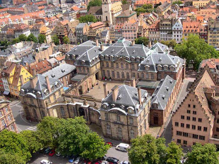 Strasbourg Самое интересное в блогах