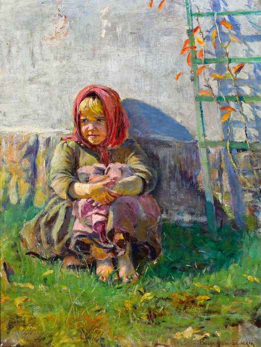 Николай Петрович Богданов-Бельский (526x698, 315Kb)
