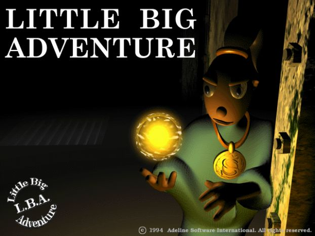 Little Big Adventure - LBA
