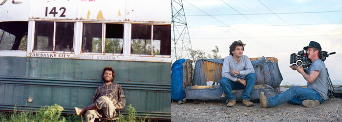 a look at the character of christopher johnson mccandless an american adventurer In april 1992 a young man from a well-to-do family hitchhiked to alaska and walked alone into the wilderness north of mt mckinley his name was christopher johnson mccandless.
