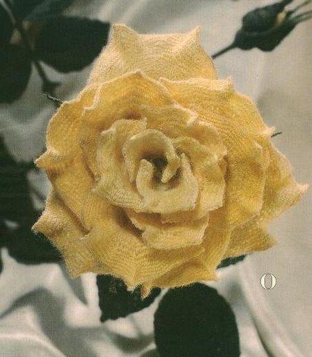 вязаные цветы схемы. вязание цветов крючком схемы.