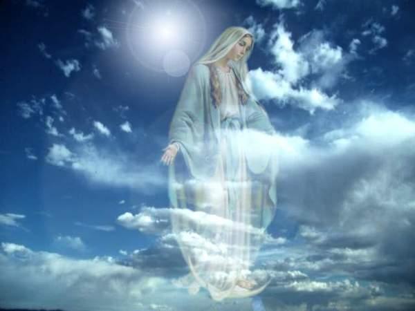 Дева Мария – «роза», которая расцвела в полноте времен