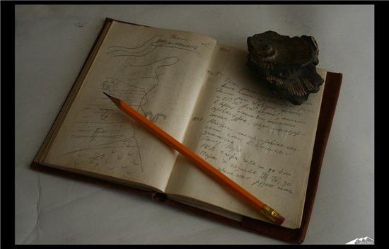 Писала из своего дневника, просто фантазии нет, так что...