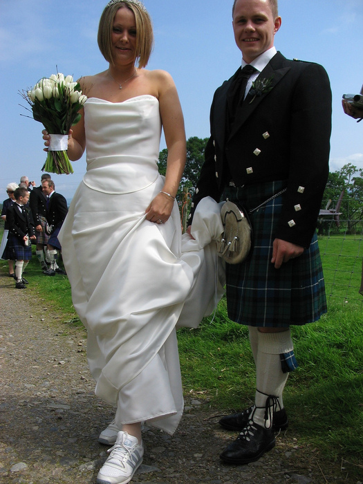 Килт популярен далеко за пределами Шотландии.