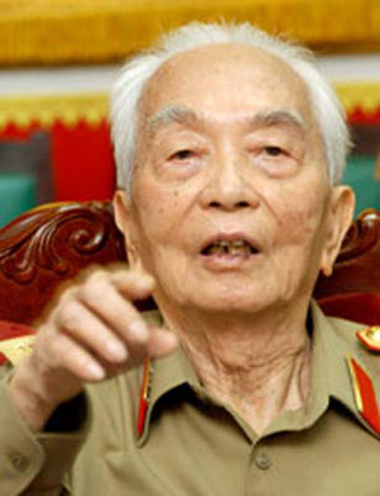 general giap Follow the military-driven life of guerrilla warfare specialist vo nguyen giap, who drove both the french and the americans from vietnam, on biographycom.