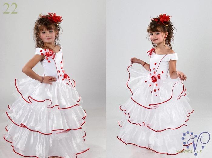 сшить платье для девочки страница 11.