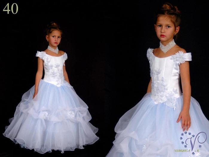 свой цитатник или сообщество!  Детские нарядные платья. вечерние платья.